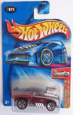 Hot Wheels Tooned Camaro Z28 1969 1st Edition 71/100 2004