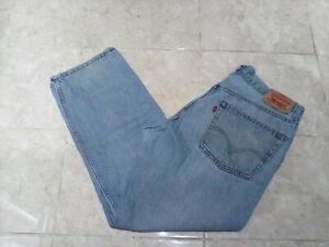 LEVI'S 505 Regular Straight MOM Boyfit Jeans  , size 20 UK,  38W 30L