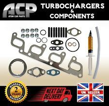 Turbocharger Fitting / Gasket Kit for SEAT, SKODA, VOLKSWAGEN, 2.0 TDI. 1968 ccm