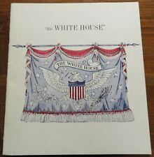 Vintage THE WHITE HOUSE Theatre Program - 1964 - Gene Wilder, Helen Hayes