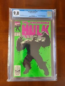 INCREDIBLE HULK #377 (1991) CGC 9.8