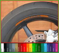 8 x KTM 790 SCALPEL Wheel Rim Stickers Decals - 20 Colors Available - 790 Duke