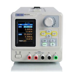 Siglent SPD1305X 1CH 0-30V -5A, Sense, Programmierbares Labornetzteil USB LAN SW