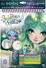 Nebulous Stars - Marinia Creative Sketchbook GREEN