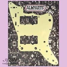 PICKGUARD pour Fender JAZZMASTER vintage '62 US 3 ply MINT GREEN PG-0582-024