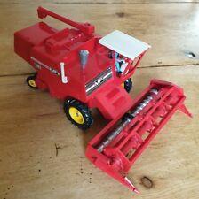 Britains Massey Ferguson Combine Harvester  760 vintage excellent condition