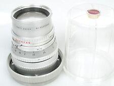 Hasselblad Zeiss Sonnar C 4/150, chrome, sehr guter Zustand, aber Verschluss def