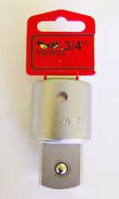 TENG TOOLS 35650308 m340085-c Adaptador de enchufe 1.9cm mujer: 2.5cm Macho