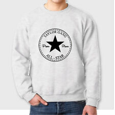 TAYLOR GANG All Star Tee cool Wiz Khalifa Hip Hop YMCMB Crew Neck Sweatshirt