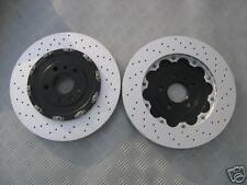 balatas warnkontakt delante 2 discos de freno ventilado Ø 312 mm 10 agujeros