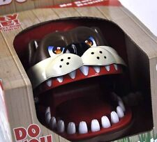 Biting Bulldog Game – Jaws shut when tooth is pressed  Free P&P