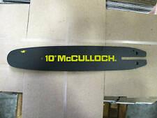 """(MC21525033/MC6220210801)   McCullch10"""" Bar/Chain Combo"""
