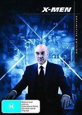 X-Men - Definitive Edition (DVD, 2007, 2-Disc Set) New & Sealed, Region: 4