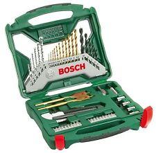 Bosch 50 Piece X-Line Accessory Drill Bit Set