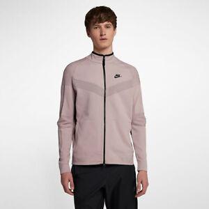 Nike Sportswear Tech Pack Knit Particle Rose Pink 886150 684 Jacket Coat Mens XL