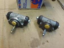 95-98 Subaru Legacy Set Of 2 Rear Drum Brake Wheel Cylinders WC131918 G169