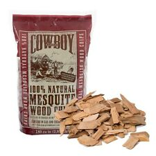 Cowboy - Mesquite Wood Chips - 750GM