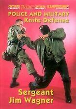 Police & Military Knife Defense - Jim Wagner