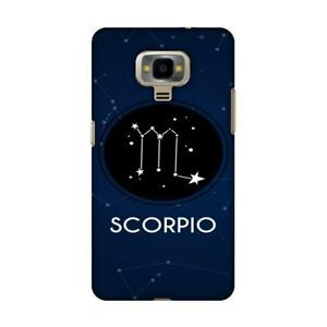AMZER Snap On Case Stars Scorpio HARD Plastic Protector Phone Case Accessory