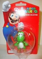8pcs Figure Super Mario Bros Yoshi Luigi Strapazzo MINI FIGURE PLAYSET BAMBINI REGALO