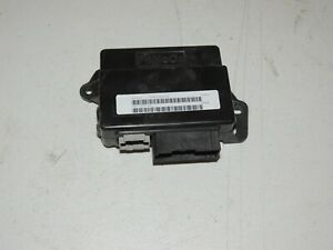 2009 - 2012 LINCOLN MKS KEYLESS ENTRY POWER DOOR CONTROL MODULE USED OEM  jm