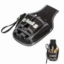 Electrician Waist Pocket Tool Belt Pouch Bag Screwdriver Carry Case Holder UK