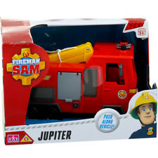 Fireman SAM Fire Truck Jupiter Push Along Vehicle BRAND NEW