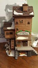 Dept 56 Dickens Village Series 1993 Great Denton Mill #58122 - Retired