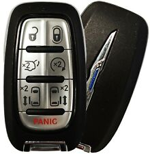 OEM Chyrsler Proximity Smart Key Remote Start Fob with Uncut Blade For Pacifica