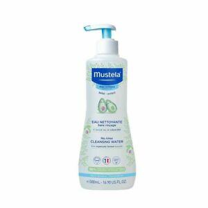 Mustela No-Rinse Cleansing Water 500ml