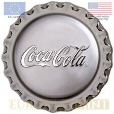 2018 1 oz $2 Fiji Coca Cola Bottle Cap Silver Coin