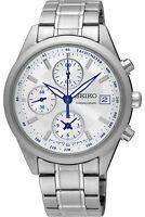 SEIKO SNDV51P1,Ladies chronograph,stainless steel case & bracelet,50m WR,SNDV51