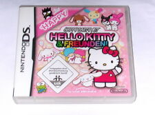 Gioco: Happy part con Hello Kitty Amici per Nintendo DS Lite + + + XL 3ds 2ds