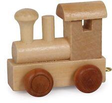 Personnalisé Lettre en bois Nom mot train demande Toy Legler Couleurs Vives 18
