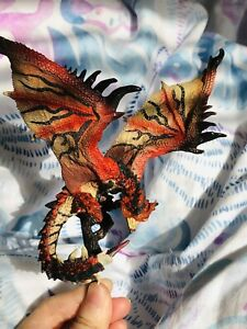 "USA - NEW Monster Hunter World Capcom Figure Builder Rathalos Fire Dragon 4"" in"