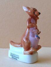 Fève Winnie l' Ourson - Disney 2001 - Grand Gourou & Petit Gourou