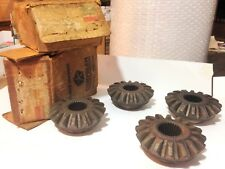 LOT 4 IN BOX NOS mopar spider 6 Side gears 2953824 Differential Fits Most 84-93