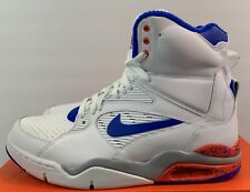 Nike Air Command Force Basketball Shoes Size 8.5 White 684715-101 Billy Hoyle