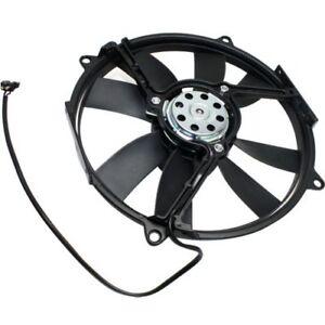 For C230 99-00, Passenger Side Cooling Fan Assembly