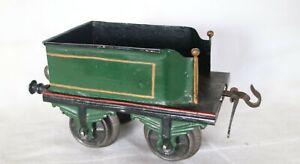 AB219: Vintage Bing Gauge1 Four Wheel Tender