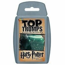 Top Trumps Harry Potter and the Deathly Hallows Part 2 Card Game