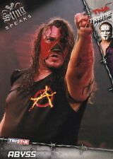 2010 Tristar Tna Xtreme Wrestling Trading Card, #71 Abyss