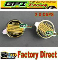 2 pcs 1.1 radiator cap for all Japan cars HONDA//MAZDA//MITSUBISHI//NISSAN//TOYOTA