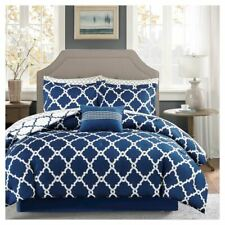 New Becker Complete 9pc Comforter & Sheet Set by Madison Park [Full Size]