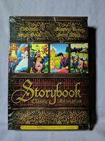 Storybook Classic Animation (DVD 2006) Cinderella Jungle Book Sleeping Beauty...