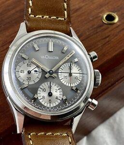 Vintage LeCoultre Chronograph Valjoux 72