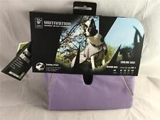 "NEW Lilac Hurtta Motivation Medium Dog Cooling Coat Size 45cm 18"""