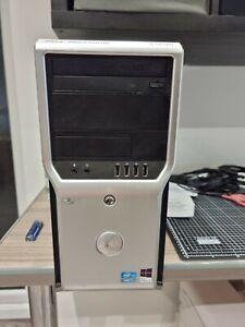 Dell Precision T1500 PC Intel Core i7-860 2.8GHz 8GB DDR3 Ram 1TB HDD WIN10 Pro