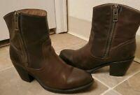 womens frye boot's  76751 reed booties 8.5