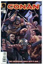 <•.•> CONAN (2005- SERIES) • Issue 9 • Dark Horse Comics